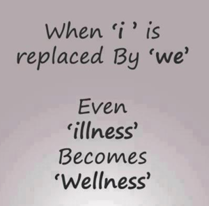 Illness to Wellness